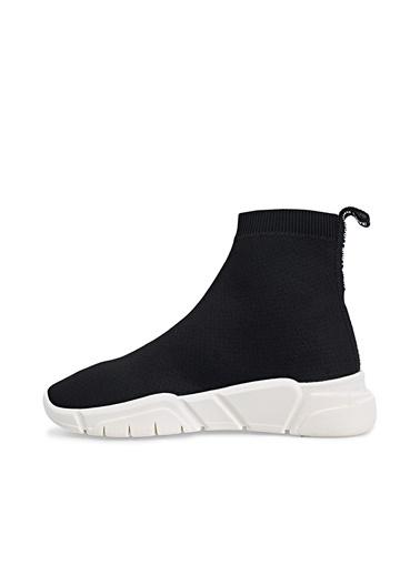 Love Moschino   Sneaker Ayakkabı Kadın Ayakkabı Ja15343G1Cız4000 Siyah